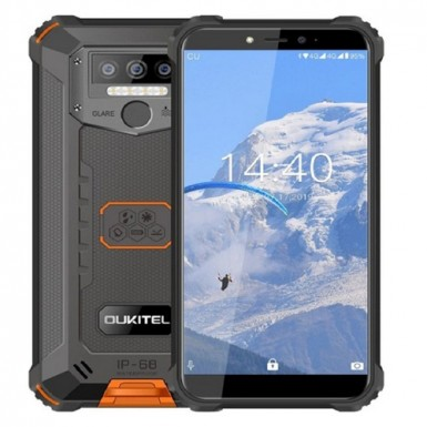 Oukitel WP5 4/32GB Orange